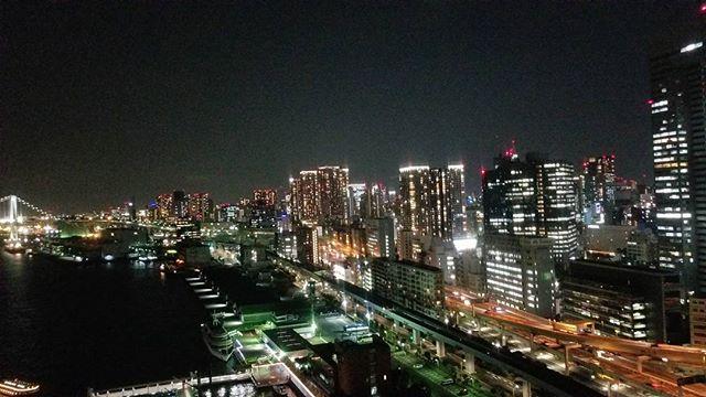 Tokyo is so beautiful. 🏙 #pandasadventures