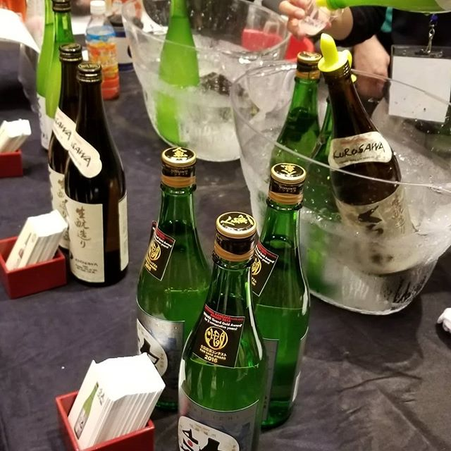 """An amazing night surrounded by family and friends and we saw the actress from """"Legends of Tomorrow"""" Maisse Richardson-Cellars. She was there enjoying the Japanese culture! Thanks @jinnjuicz @ The Japanese Food Festival, Nom  nom...#Pandasadventures"""