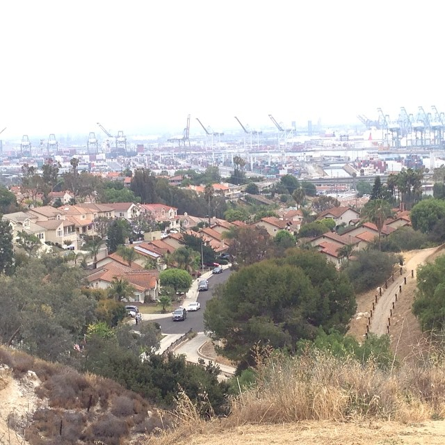 Checkin out the real estate market.. Lol #hiking