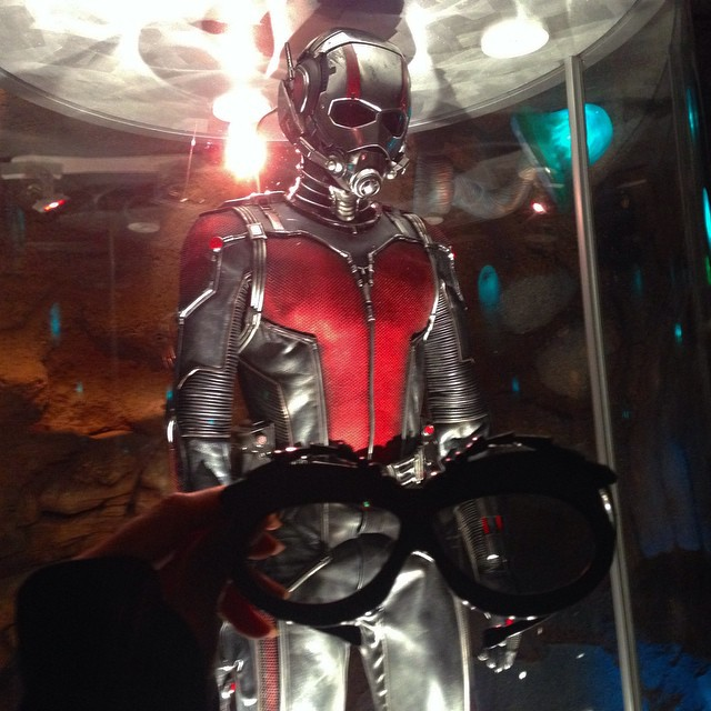 I see something... #antman  nice preview!
