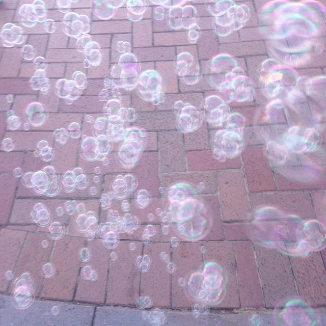 Bubble bubble? 💭💭💭