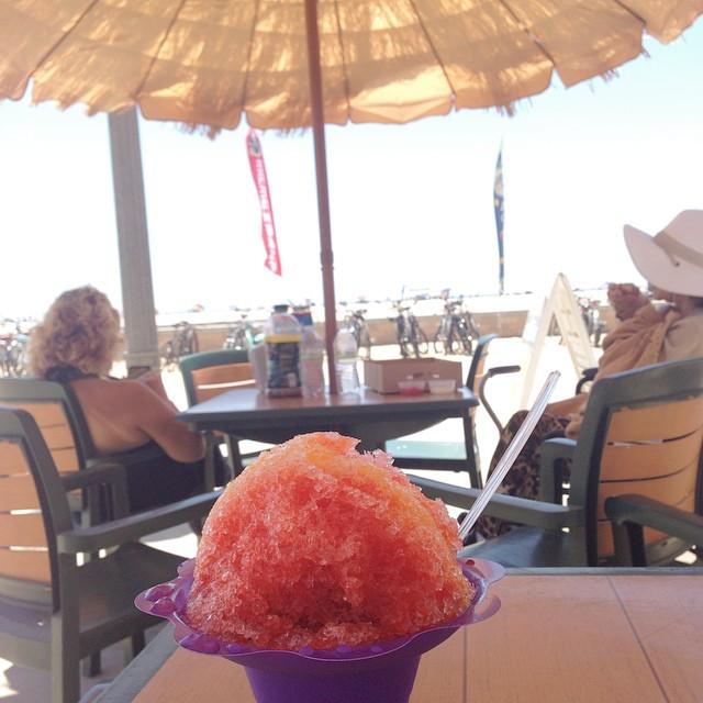 Hawaii in Huntington beach?