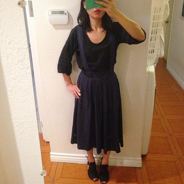 School girl or pilgrim?? #fashion
