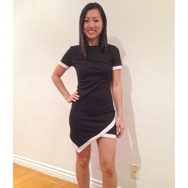 Love this #work #dress hate how short it is. Why? @forever21 can't I have hip & young yet work appropriate #fashion ?!