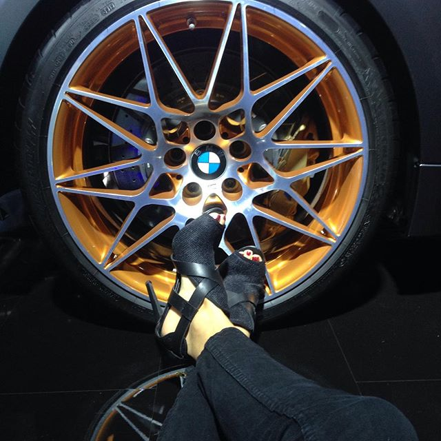 These wheels are so sexy!!! #bmw