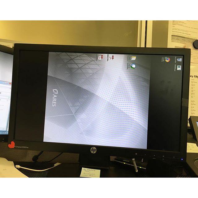 I guess my computer felt like me today...