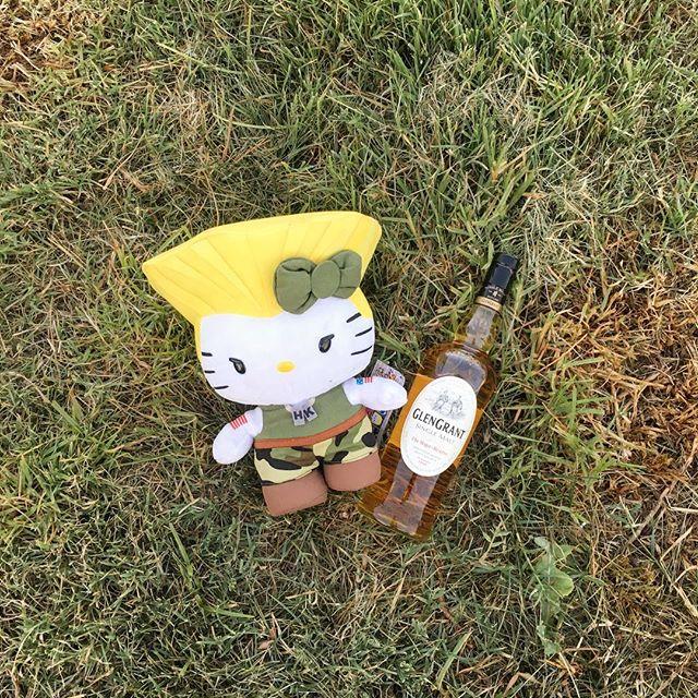 Ryu says hello $16 Glen Grant #scotchwhiskey @flowerdmr