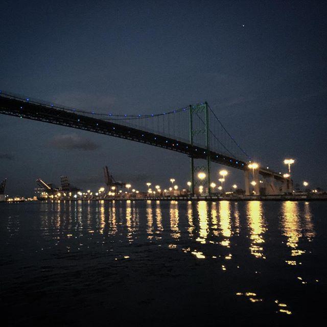 Vincent Thomas Bridge #sanpedro