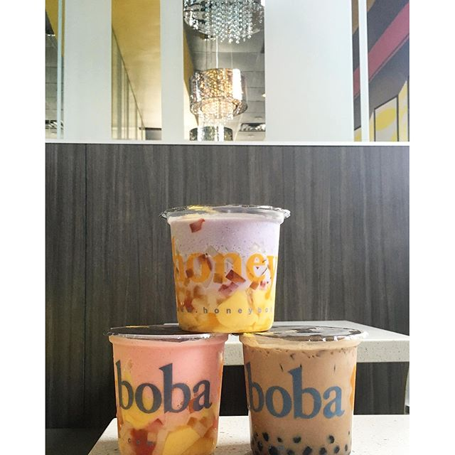 No boba boba for me but I'll take all the other sweet goodies... I hope all this bad stuff goes to my ASS cheeks!! ️