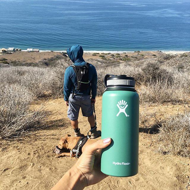 This #hydroflask is so AWESOME!! Thanks @lindaaacruzzz @kcruz777 #pandasadventures