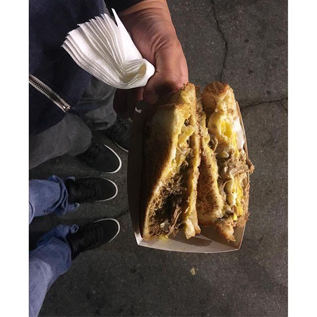 Fried adobo!  #foodie #pandasadventures @swayray