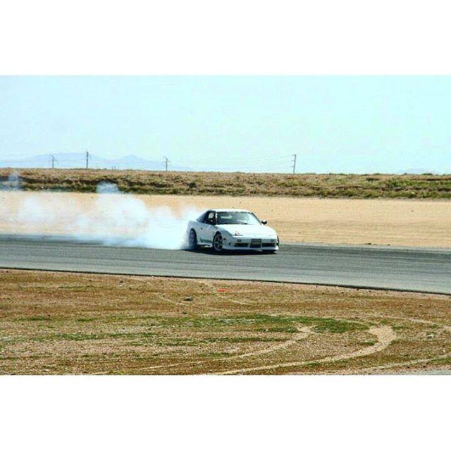 Hella #tbt when I had a fun life, sliding sideways #drifting !!