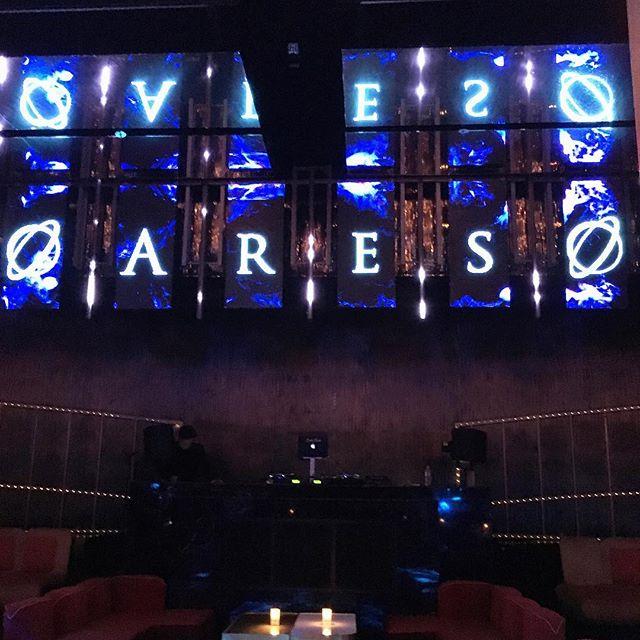 Ares party!! #pandasadventures