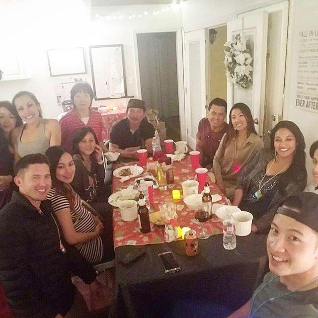 Family dinner...  #pandasadventures #foodiegram #pandaadventures