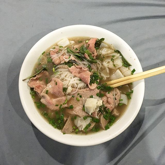 Homemade pho because feeling under the weather! 🤒 #pandasadventures #foodporn