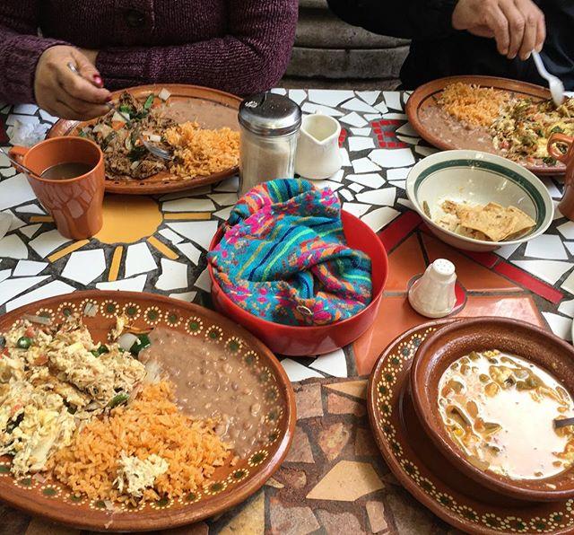 Real authentic Mexican food... Manchantaaaa