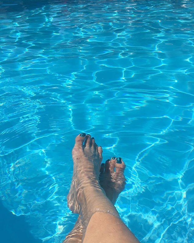 Morning foot workouts... #pandasadventures //Mini vacay//