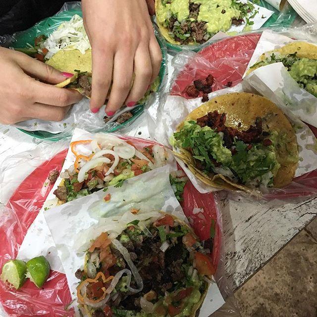 Legit street tacos 🌮🌮 #foodie #flomanda #pandasadventures